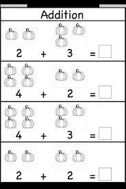 Kids : Beginner Subtraction Kindergarten Worksheets Printable Math ...