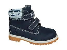 <b>Ботинки Mursu</b> для <b>мальчика</b> синий, р.27 - купить в детском ...