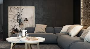 Black And White Living Room Furniture Black Living Rooms Ideas Inspiration