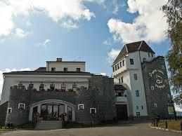 Hotel Castle Blue Hotel Castel Dracula Piatra Fantanele Romania Bookingcom