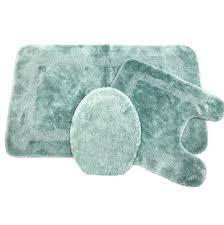 facet aqua blue bath rug mohawk home charisma rugs