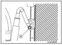 Nissan Sentra Service Manual  Condenser   Removal and installation together with Condenser Liquid Tank   Piping for 1987 Nissan Sentra moreover  further  further 1993 240sx  ignition resistor condenser melted   see picture likewise  in addition Air Conditioning A C Condenser 92111 65Y00 9211165Y00 4322 FOR additionally Replacement NISSAN SENTRA CONDENSER auto parts   aftermarket as well  likewise 1985 2014 Nissan Maxima Sentra 350Z 240SX Resistor   Condenser OEM furthermore Condenser Liquid Tank   Piping for 2016 Nissan Sentra. on nissan sentra condenser