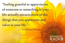 Dr Christiane Northrup Quotes Best of Dr Christiane Northrup Feeling Grateful Quote Healing Touch For A