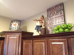 The 25+ Best Decorating Above Kitchen Cabinets Ideas On Pinterest   Above  Cabinet Decor, Above Kitchen Cabinets And Cabinet Top Decorating