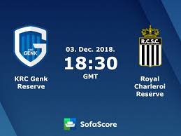 KRC Genk Reserve Royal Charleroi Reserve live score, video stream and H2H  results - SofaScore