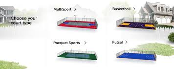 sport court cost. Brilliant Sport Intended Sport Court Cost Y