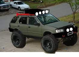 Planetisuzoo Com Isuzu Suv Club View Topic Body Lift Rodeo Vehicles Monster Trucks