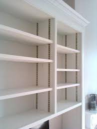 how to build wood shelves in pantry freestanding building a on budget plans your own door build your own pantry shelves a how
