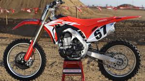 2018 honda 250r. delighful 2018 first ride 2018 honda crf450  motocross action magazine with honda 250r b