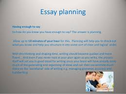 planning an a media studies answer essay planninghaving