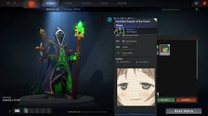 if anyone here plays dota 2 you can add a smug anime face to your