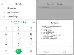 Tetapi, sayangnya tidak semua kode dial atau kode satu ini menyediakan paket internet unlimited yang berlaku selama 24 jam alias 1 hari. Paket Internet Indosat Yellow Murah Harian Trending Topik