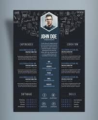 Image Result For Creative Resume Design Appreciation Pinterest