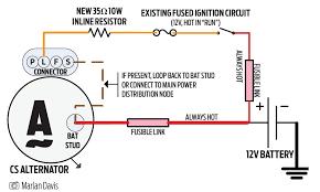 single wire alternator diagram Alternator Connections Diagram gm single wire alternator wiring diagram alternator connection diagram