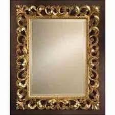 mirror frame. Plain Mirror Wooden Mirror Frame Inside E
