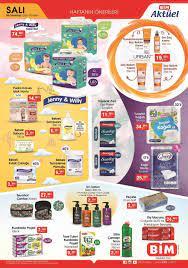 BİM Aktüel (6 Temmuz 2021) Ürünler Kataloğu