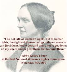 Abby Kelley Foster of Worcester, MA was... - Blackstone River Valley  National Historical Park | Facebook