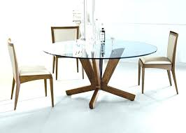 dining table design with glass top insyncticketscom retro round glass top dining table set retro glass top dining table set with 6 pu leather chairs
