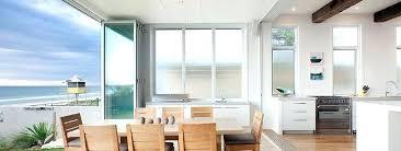 fantastic glass bifold doors bi fold door frameless glass bifold doors cost