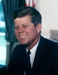 John F. Kennedy - Wikipedia, den frie encyklopædi