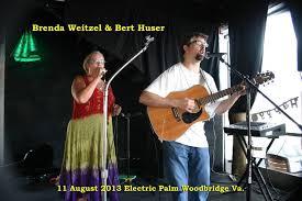 Bert Huser & Brenda Weitzel
