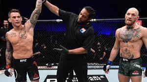 Conor McGregor vs. Dustin Poirier Odds ...