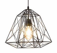 Hanglamp Draadstaal Zwart Scaldare Calavena A Tot Z Led