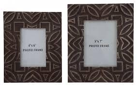 antique black frame. Marquise - Antique Black PHOTO FRAME (SET OF 2) Antique Black Frame C