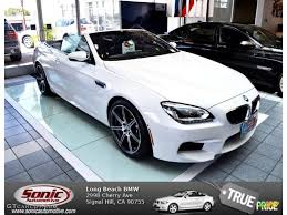 2015 Alpine White BMW M6 Convertible #95042895 | GTCarLot.com ...