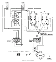 wire diagram for a tecumseh engine wiring diagram schematics snapper g55000 5500 watt 10 hp generator 1668 0 parts diagram