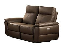 homelegance olympia modern design power reclining loveseat top grain genuine leather match raisin sofa pinterest reclining loveseat modern loveseat a48