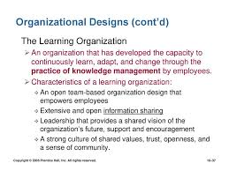 Organizational Design For Knowledge Management Organization Structure And Design Ppt Download