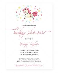 Baby Shower Invitations Template 029 Template Ideas Baby Shower Invite Word Best Unicorn