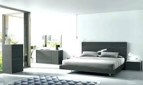 Modern Black Bedroom Set Modern Black Bedroom Furniture Modern Black