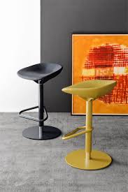 Calligaris | Palm Bar Stool | Gas Lift and swivel base | Comes in a variety