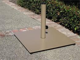 60lb enamaled steel patio umbrella base