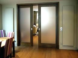 wonderful interior pocket french doors at fearsome barn door double sliding patio bathroom for homes home hardware picture ideas