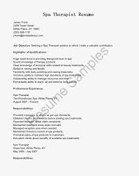 cv for beauty therapist freelance writer attn job board jobs spa sample resume get a