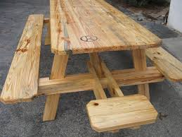 full size of rustic outdoor furniture convertible wood picnic table long garden bench picnic table set