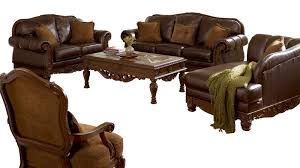 ashley furniture north s 3pc living room set to enlarge