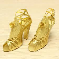 piececool high heeled sandals diy 3d laser cut models puzzle toys model