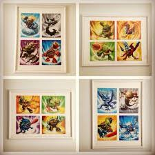 Skylands And Beyond: Skylanders DIY Artwork... This Would Be Cool To Use