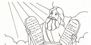 Small Picture Ten Commandments Coloring Pages Awesome Coloring Ten Commandments