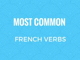 200 Most Common French Verbs Pdf Talk In French