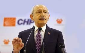 CHP lideri Kılıçdaroğlu'ndan 'Adalet Mitingi'...