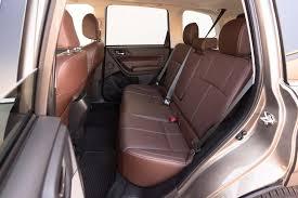 2017 subaru forester 20xt touring rear interior seats 18 julio 2017 miguel cortina