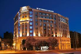 wyndham The Wyndham Grand Athens is the newest hotel in Athens