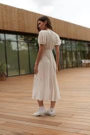 <b>Платье</b> Yasmine белое — <b>Botrois</b>