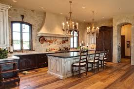 off white cabinets dark floors. magnificent freestanding pet gate in kitchen mediterranean with dark wood trim next to off white cabinets alongside wide plank floors t