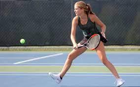 Girls Tennis: Senior-led Irish are more competitive than record indicates |  RiverTowns